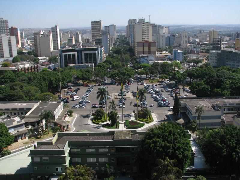 Historia de Goiania: crecimiento actual