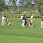 Jugar al golf en Belém