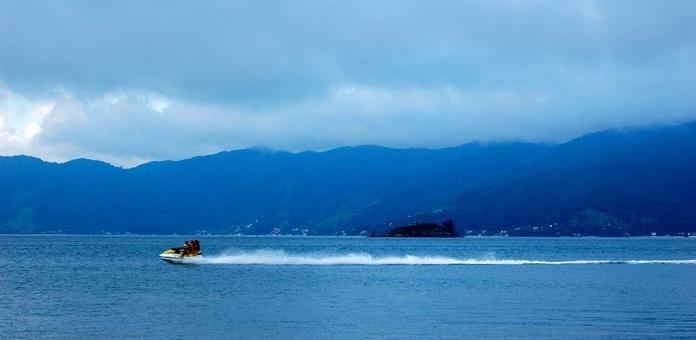 Jet Ski en Praia do Sonho