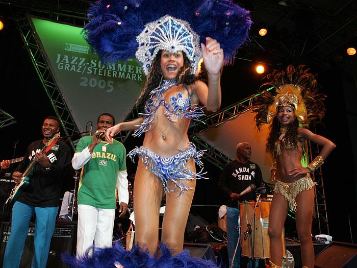 Historia de la samba en Brasil
