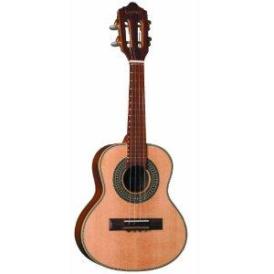 Instrumentos de la samba: cavaquinho
