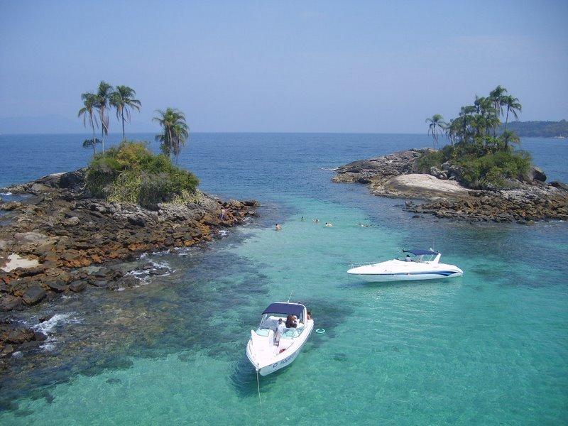 Islas Botinas en Angra