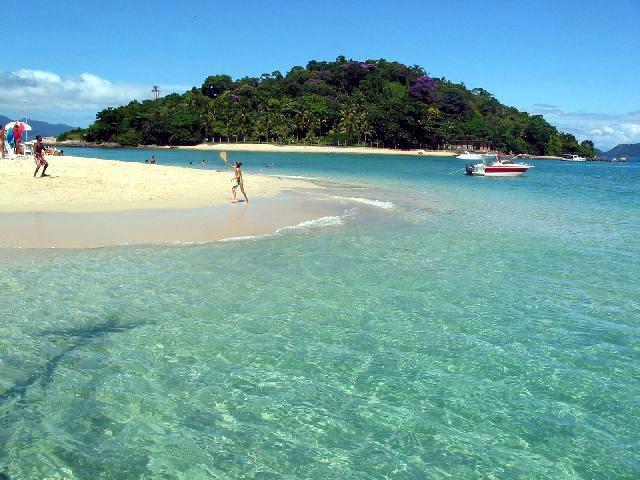 Isla de Cataguases de Angra dos Reis