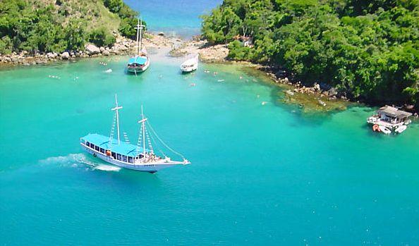 Isla Grande en Angra dos Reis