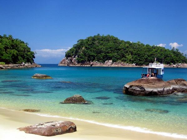 Top 5 Islas de Brasil: Islas de Sao Sebastiao