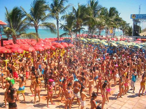Playas juveniles en Brasil: Porto Seguro