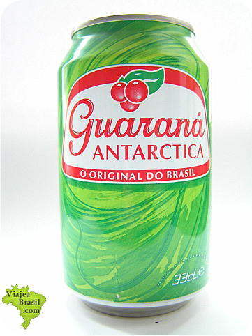 La bebida de la planta guaraná
