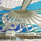 La magnífica Catedral de Brasilia