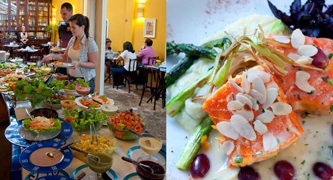 La gastronomía en Campinas
