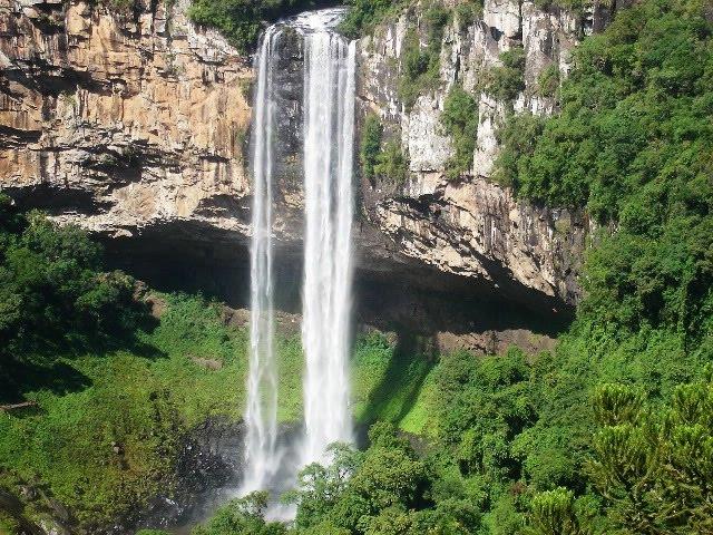 La increíble belleza del Parque de Caracol en Canela