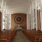 La innovadora Catedral São Paulo Apóstolo en Blumenau