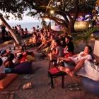Una fiesta cada noche en Morro de San Pablo