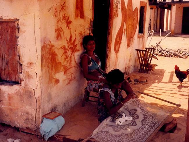 El difícil arte del laberinto en Canoa Quebrada