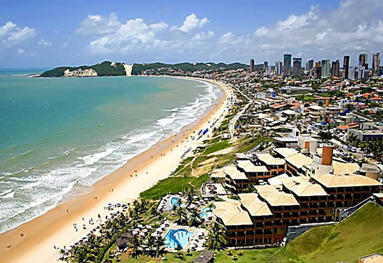 Brasil y sus playas