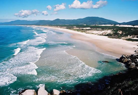 Playas en Florianópolis
