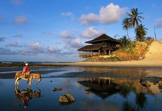 Playas en Genipabu