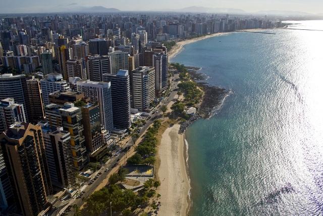 Moverse en Fortaleza