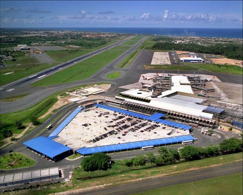 Aeropuerto: cómo llegar a Salvador de Bahía