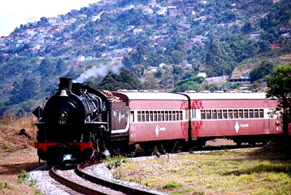 Llegar y moverse en Ouro Preto