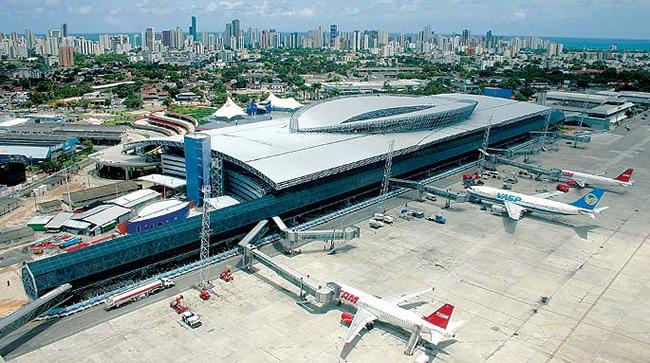 Llegar y moverse en Recife