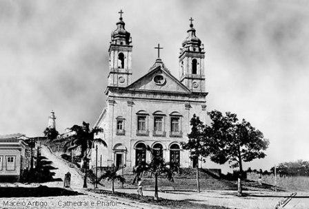 Iglesia antigua de Maceió