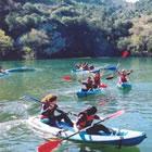 Los mejores destinos para el canotaje en Brasil