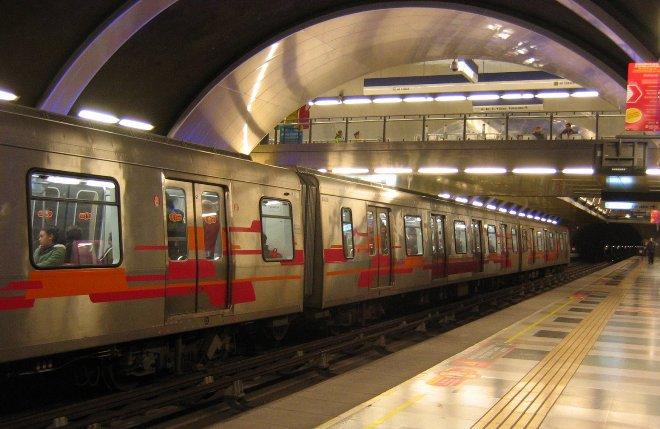 Metro de San Pablo