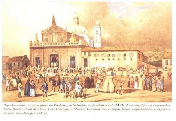 Historia del Morro de San Pablo: Conjuração Baiana