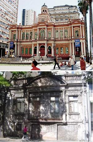Pintacotecas del Acervo Artístico de la Prefeitura de Porto Alegre