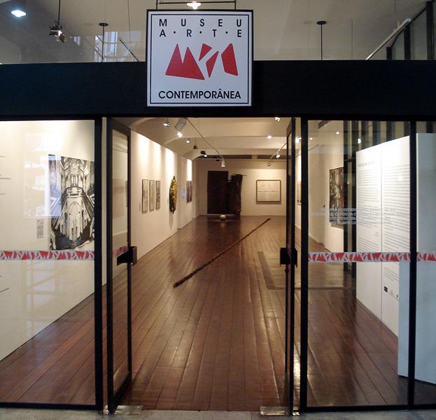 Museu de Arte Contemporanea en Porto Alegre