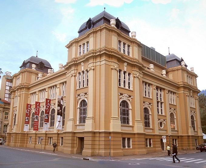 Museo de Arte de Rio Grande do Sul en Porto Alegre