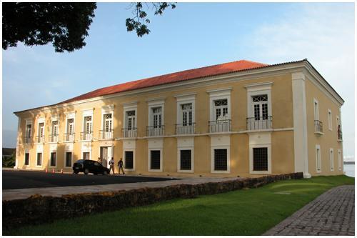 Casa das Onze Janelas en Belém