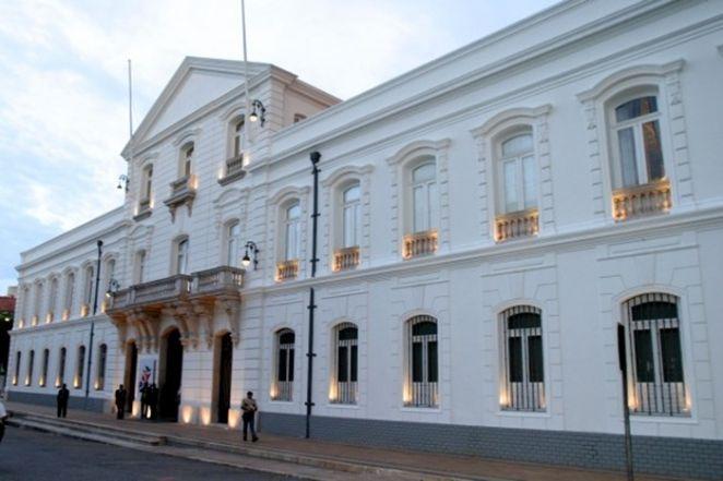 Museo del Estado do Pará en Belém+