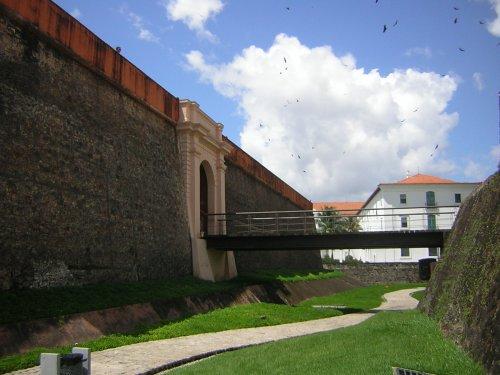 Museo del Forte do Presépio en Belém