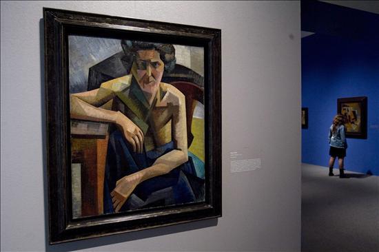 Picasso en museo de san pablo