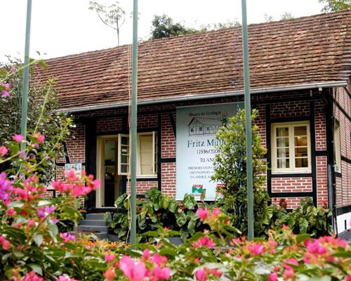 Museo de la Ecología Fritz Müller en Blumenau
