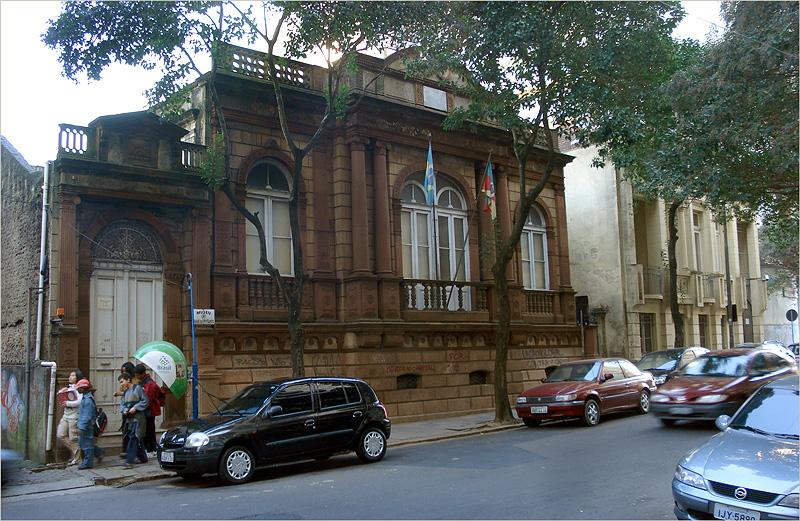 Museo Julio de Castilhos en Porto Alegre