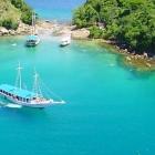 Navegación en Angra dos Reis