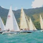 Navegación en Ilhabela
