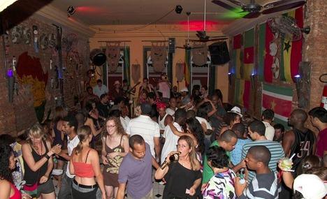 Bar Sankofa en Salvador de Bahía