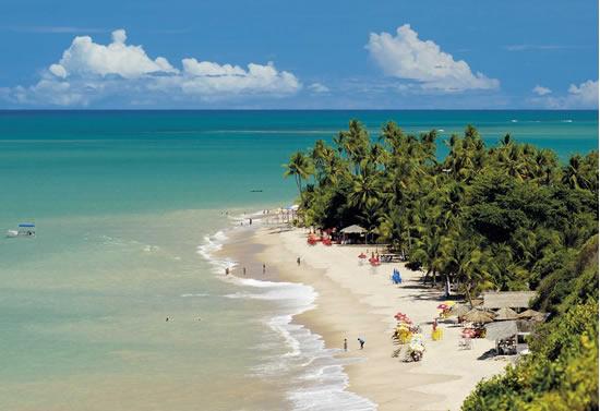 Nordeste de Brasil