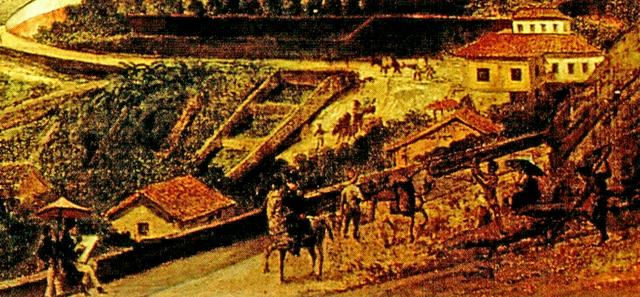 Historia de Ouro Preto, extracción del oro