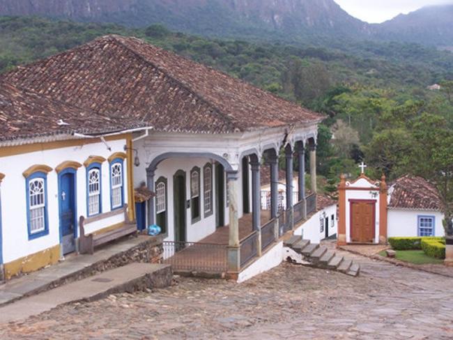 Las leyendas de Ouro Preto