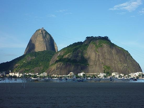 Morro Pan de Azúcar en Rio de Janeiro