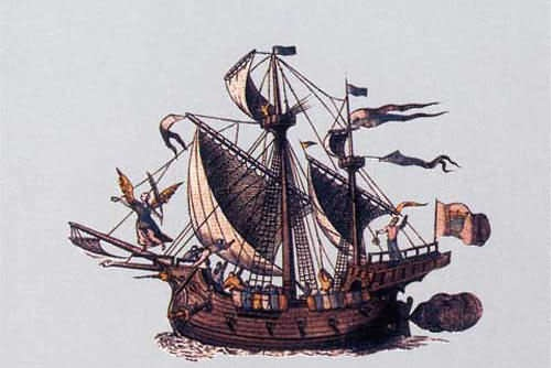 Historia de Paraty: llegada de los conquistadores