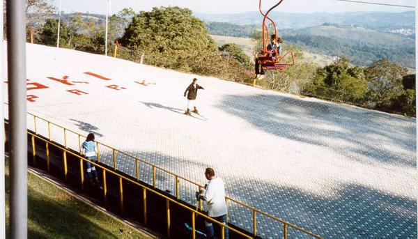 Parques de diversiones en San Pablo: Ski Mountain Park