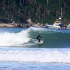 Playa Campeche de Florianópolis