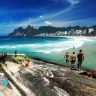 Playa de Ipanema: entretenimiento día y noche