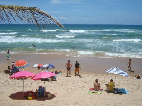 Playa Flamengo en Salvador de Bahía