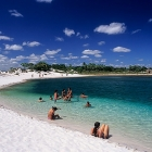 Playas de Jericoacoara en Brasil